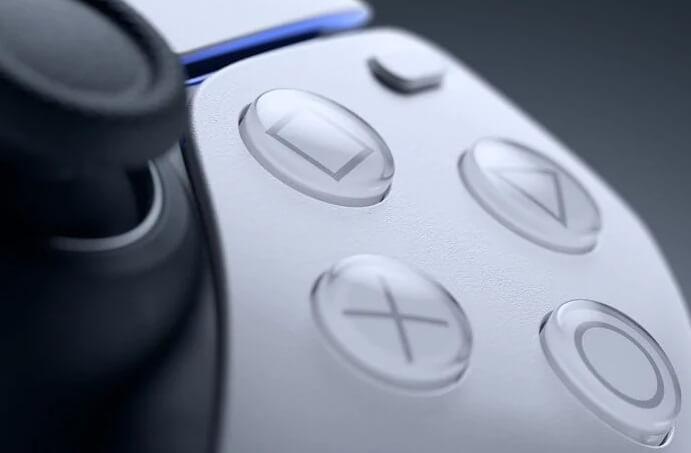 PS5 omitió los colores de los botones del DualSense para simplificar el diseño