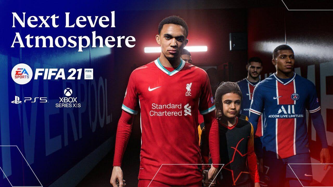 FIFA 21 muestra su ambientación next-gen en un nuevo tráiler