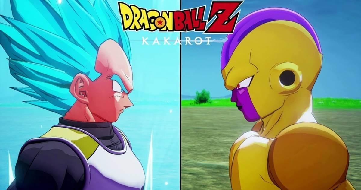 Dragon Ball Z Kakarot presenta su DLC con un tráiler que enfrenta a Goku y Vegeta contra Freezer