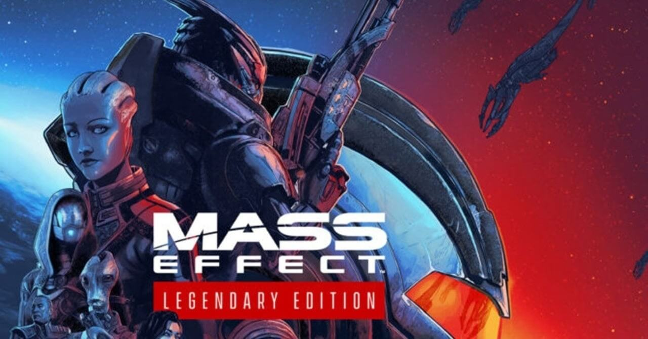 Mass Effect Legendary Edition debuta en la cima de las ventas en UK