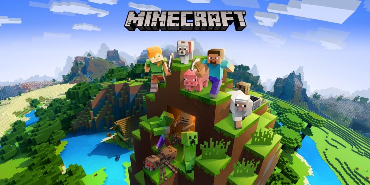Minecraft supera los 140 millones de jugadores mensuales, 30% más que el año pasado