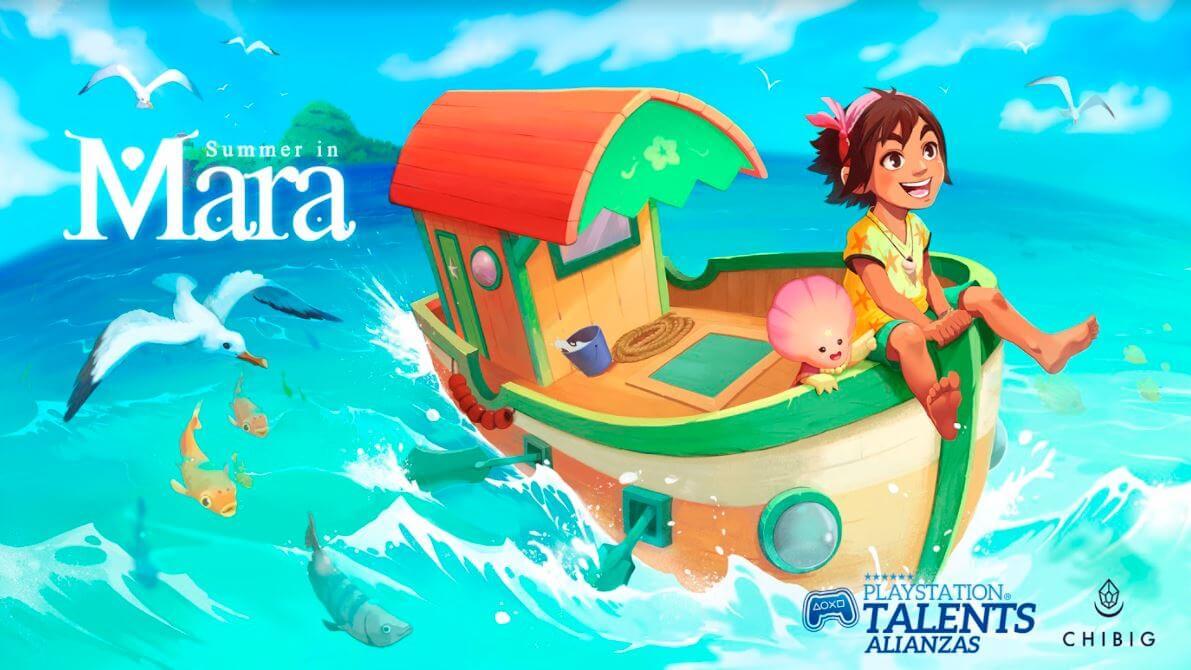 La aventura de Summer in Mara llegará a PS4 el 9 de diciembre