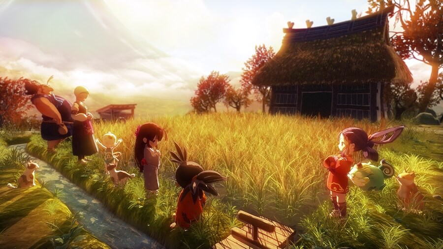 Edición Golden Harvest de Sakuna: Of Rice and Ruin ya está disponible en PS4