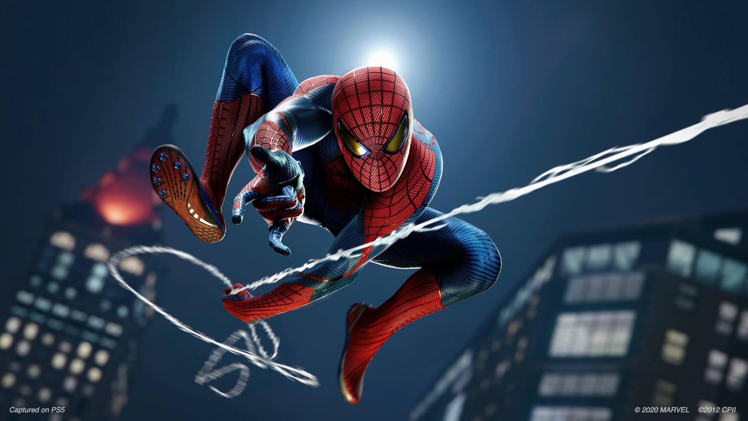 Marvel's Spider-Man Remastered ya permite transferir tus datos guardados de PS4 a PS5
