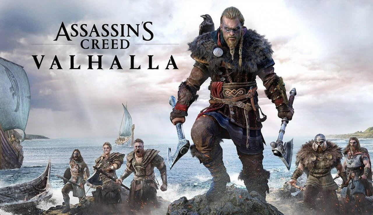 Assassins Creed Valhalla portada