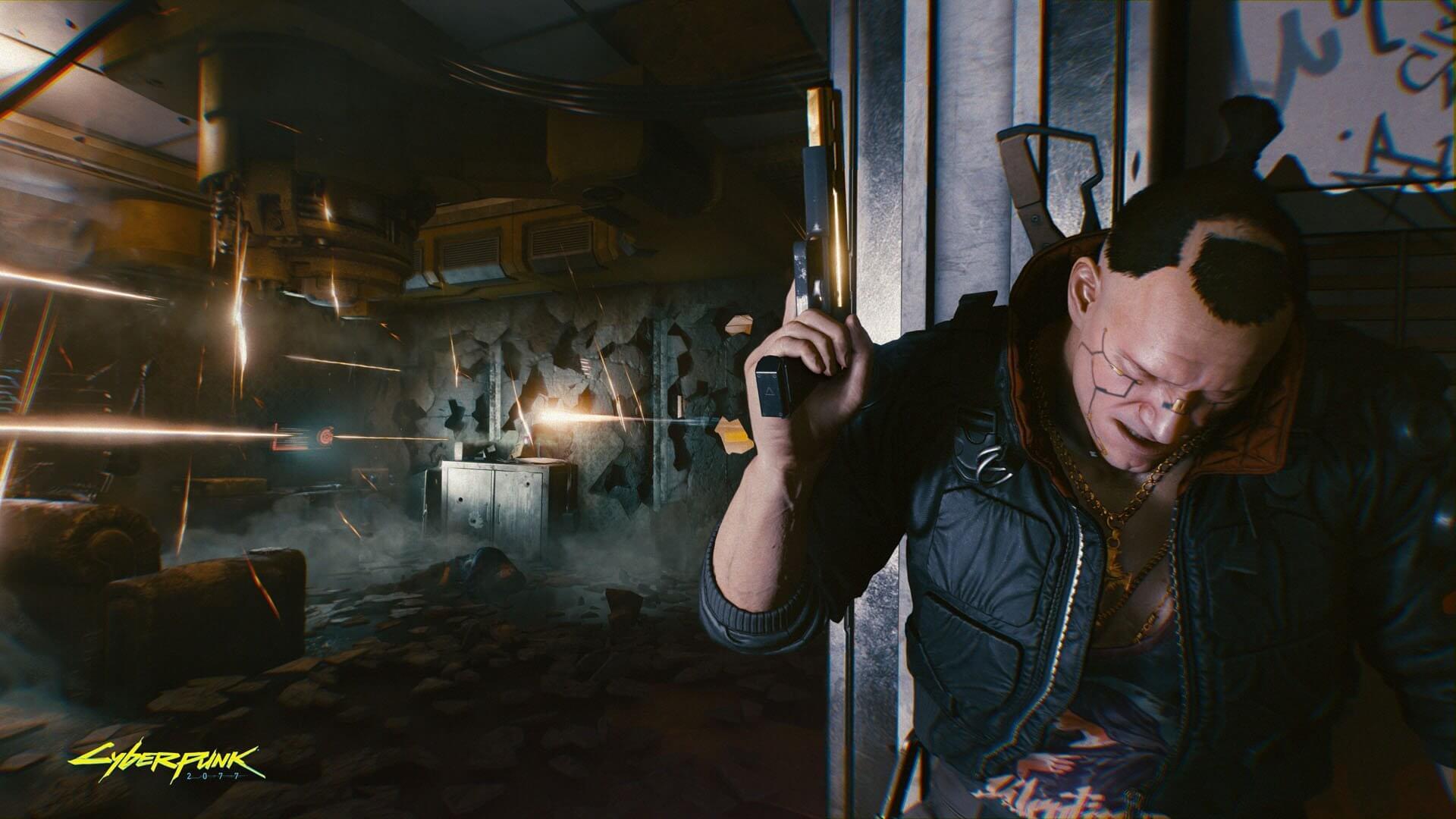 Portada multijugador Cyberpunk 2077