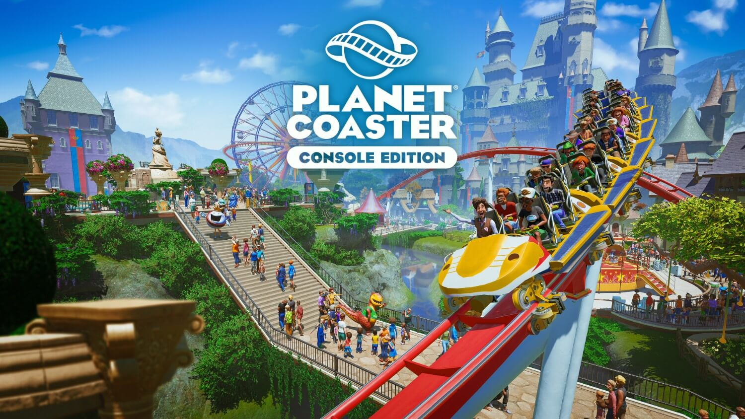 Análisis – Planet Coaster Console Edition