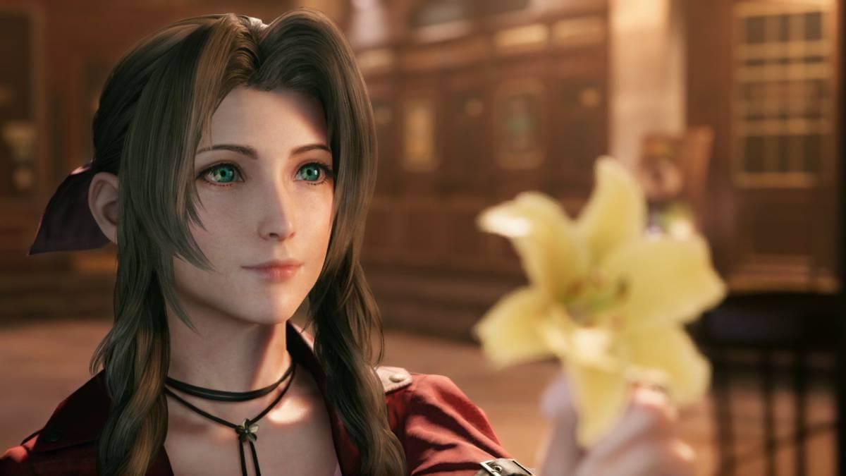 Final Fantasy VII Remake: Actriz que interpreta a Aeris grabó con el actor que hace de Sephiroth