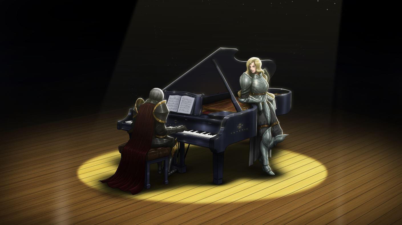 Banda sonora de Aeterna Noctis tendrá su versión Piano Collection