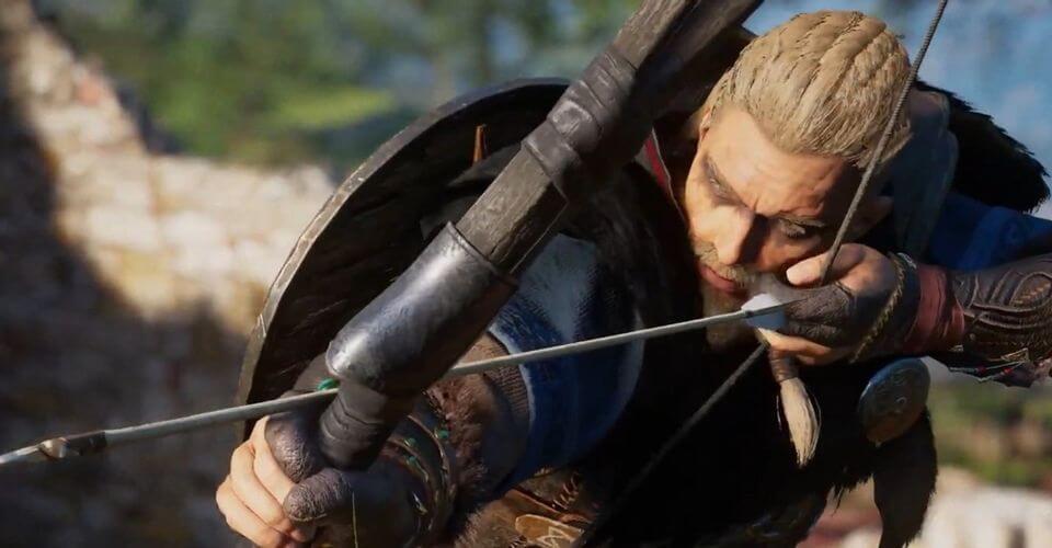 Assassin's Creed Valhalla añade soporte para los gatillos adaptativos del DualSense