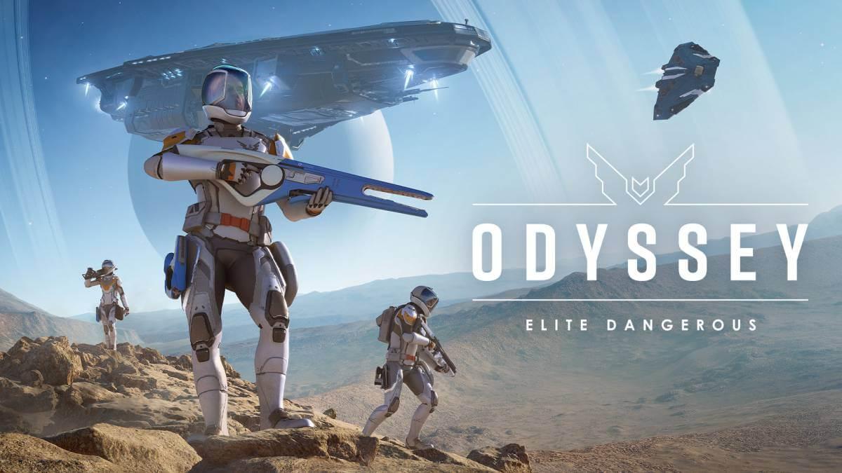 Elite Dangerous Odyssey muestra sus armas en un nuevo diario de desarrollo