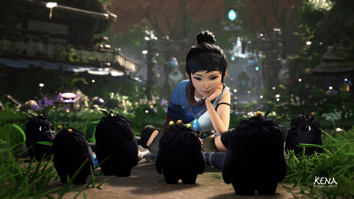 Kena: Bridge of Spirits deslumbra con un nuevo gameplay