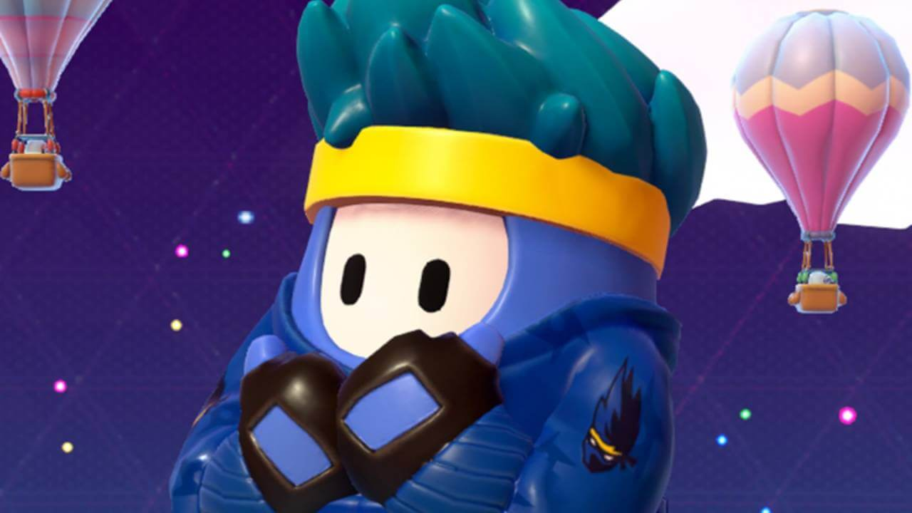 Fall Guys añade un skin de Ninja tras recaudar un millón de dólares para beneficencia