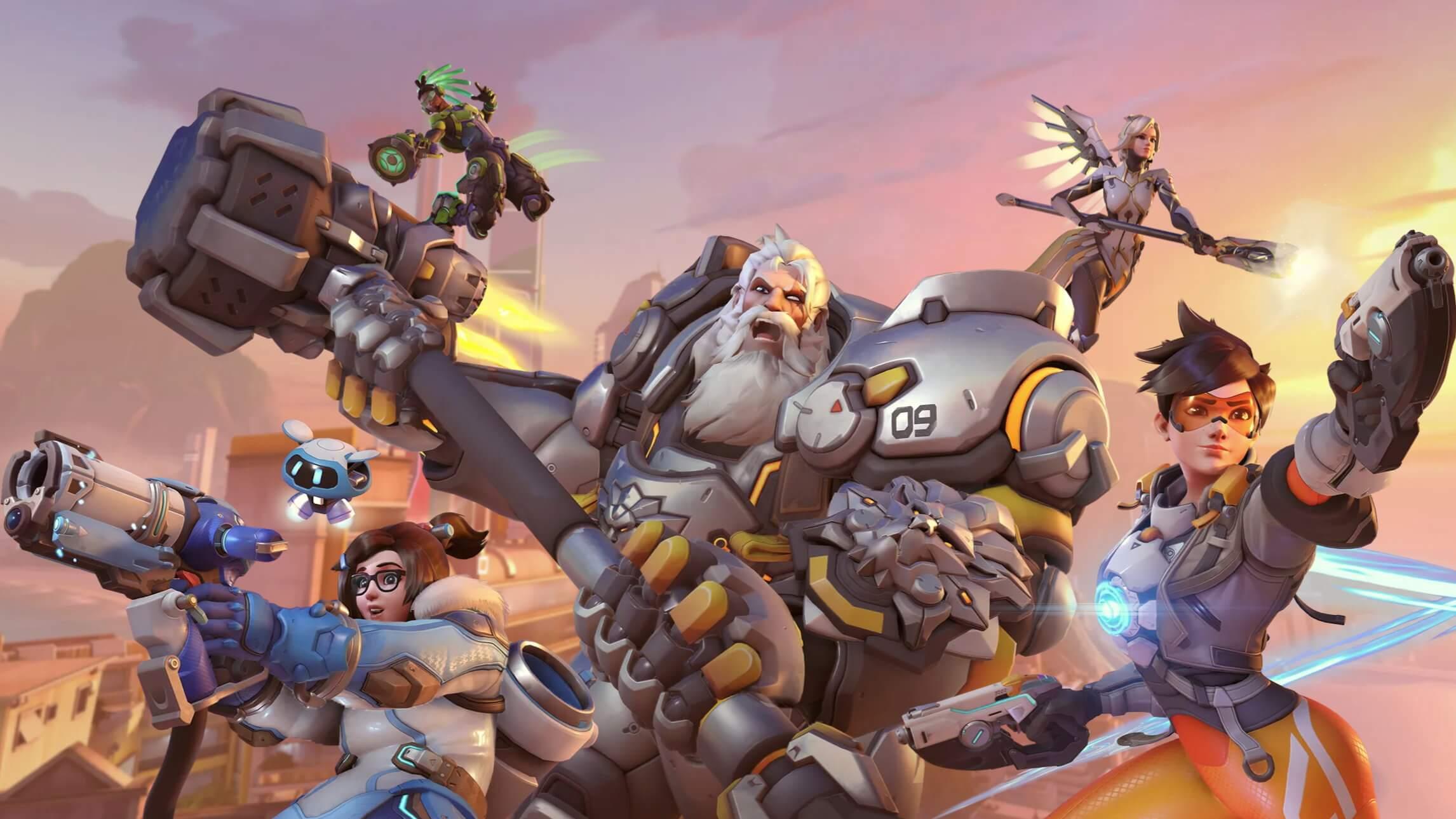 Blizzard confirma que habrán novedades de Overwatch 2 en la BlizzCon de Febrero