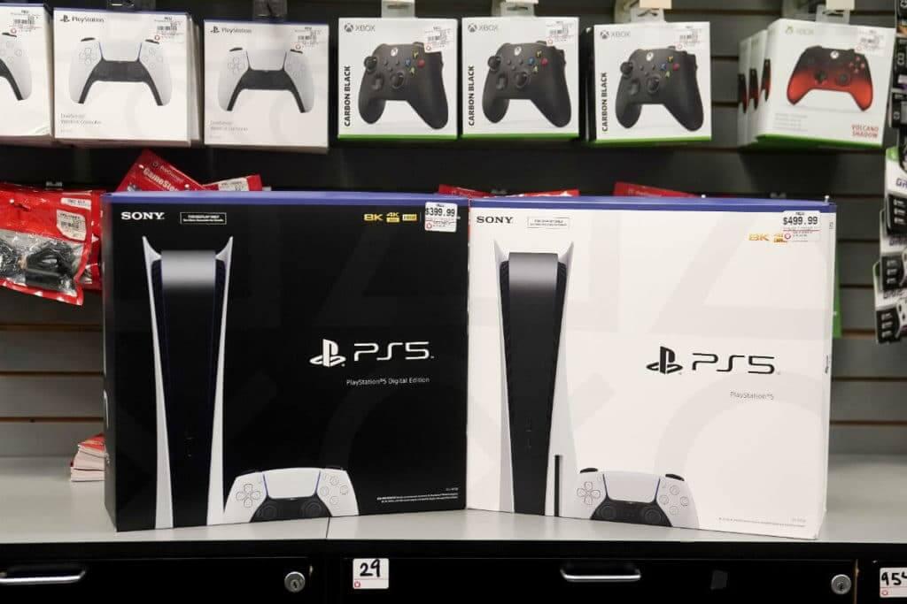 Aumentan los asaltos a camiones en Reino Unido para robar PS5