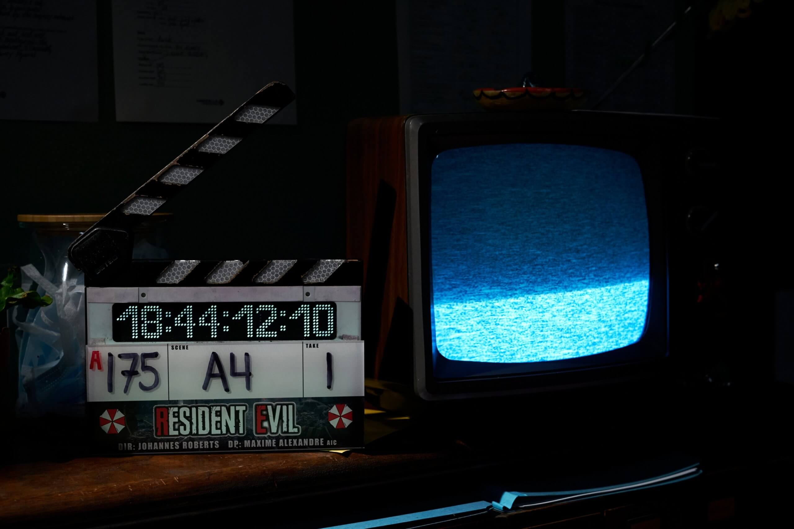 Película de Resident Evil que reiniciará la saga ya terminó su rodaje