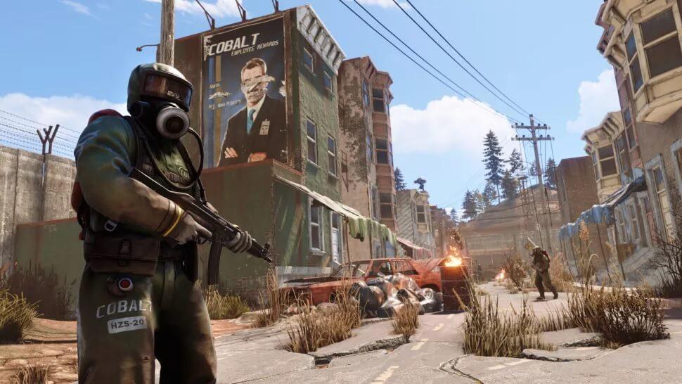Rust retrasa indefinidamente su lanzamiento en PlayStation 4