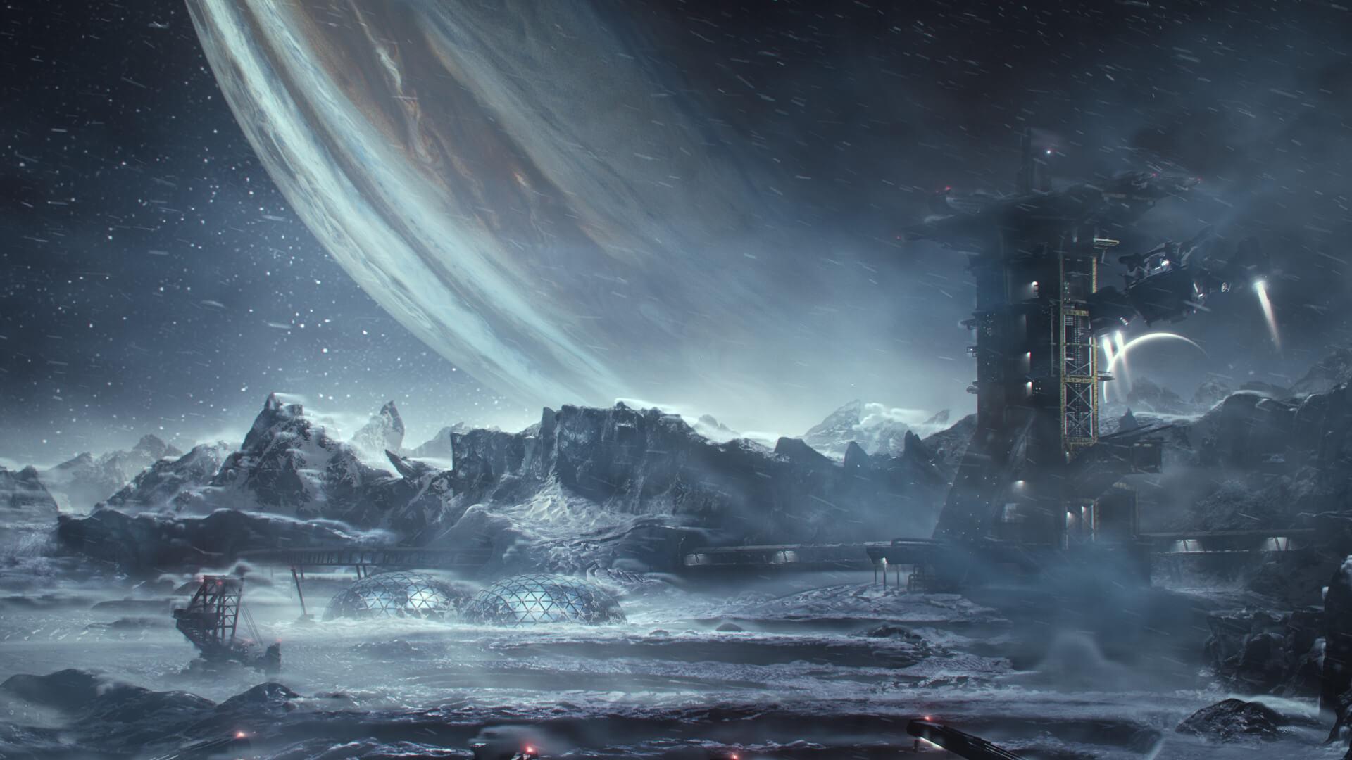 The Callisto Protocol, de los creadores de Dead Space, revela nuevo arte conceptual