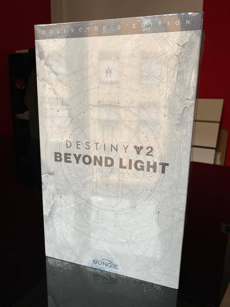 Destiny 2 Más allá de la luz