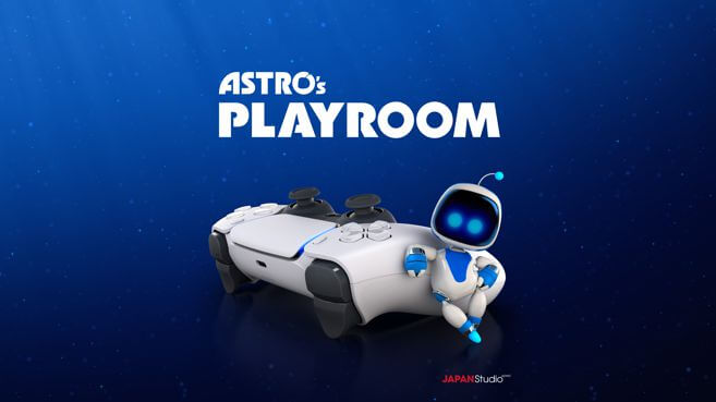 Astro´s PlayRoom Portada