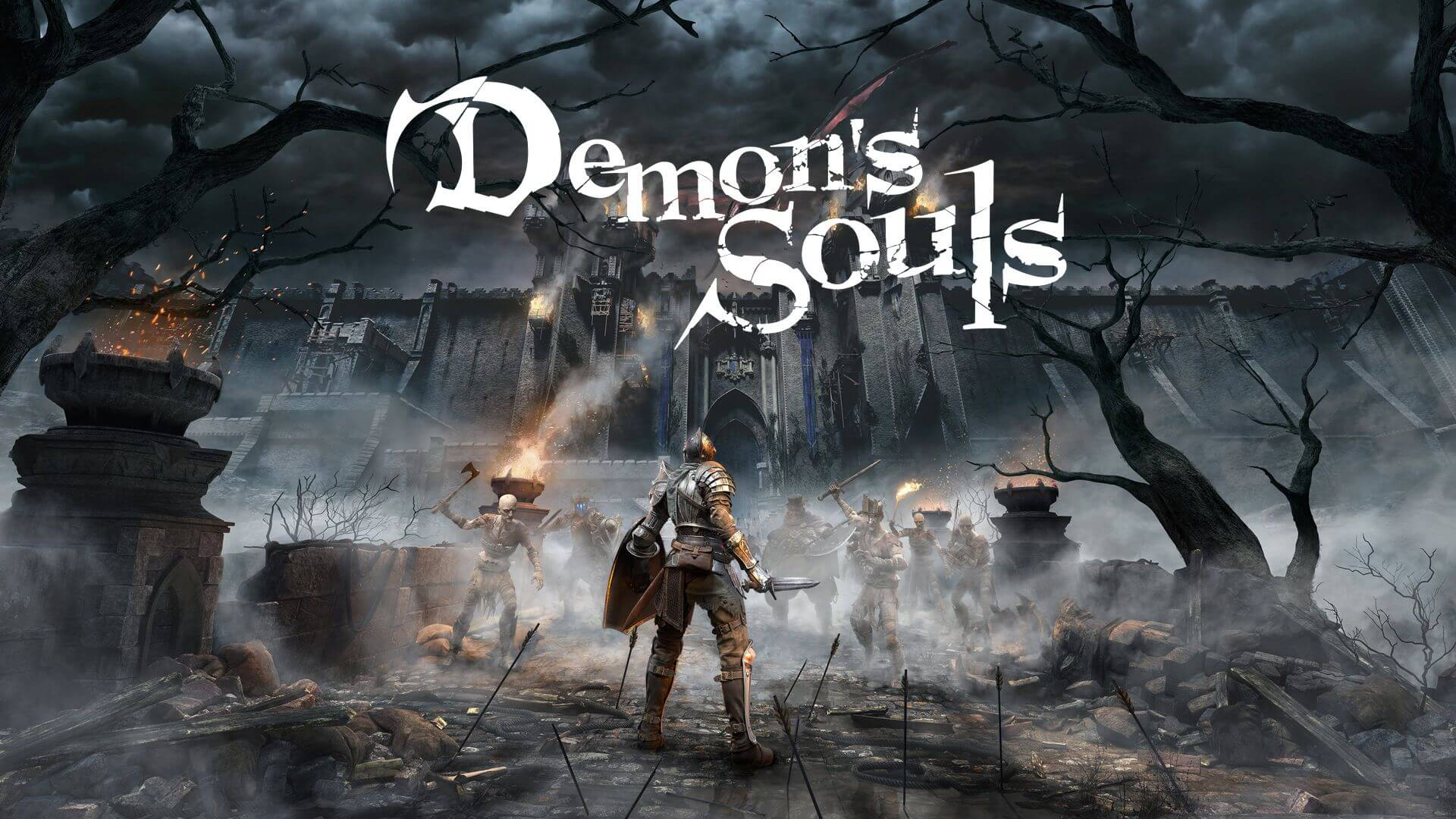 Demon´s Souls Remake portada
