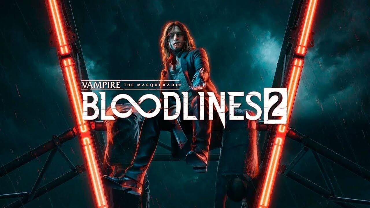 Portada de Vampire Bloodlines 2