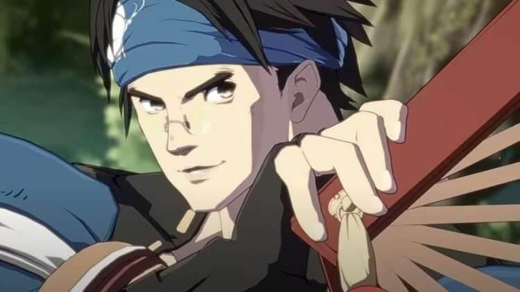 Anji Mito regresa como personaje jugable en Guilty Gear Strive