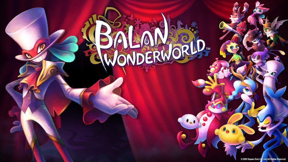 Balan Wonderworld nos muestra sus mundos 4, 5 y 6 en nuevos vídeos