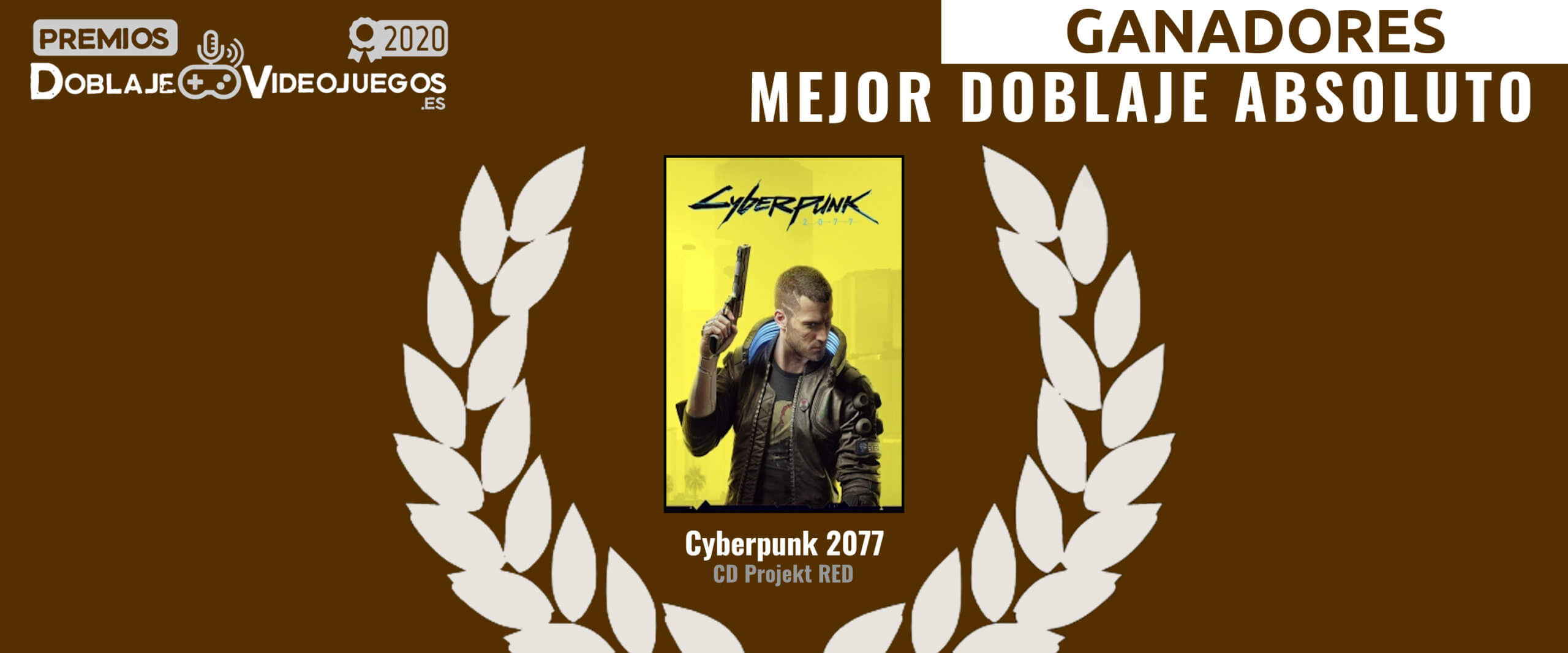 Cyberpunk 2077 gana el premio a Mejor Doblaje español del año