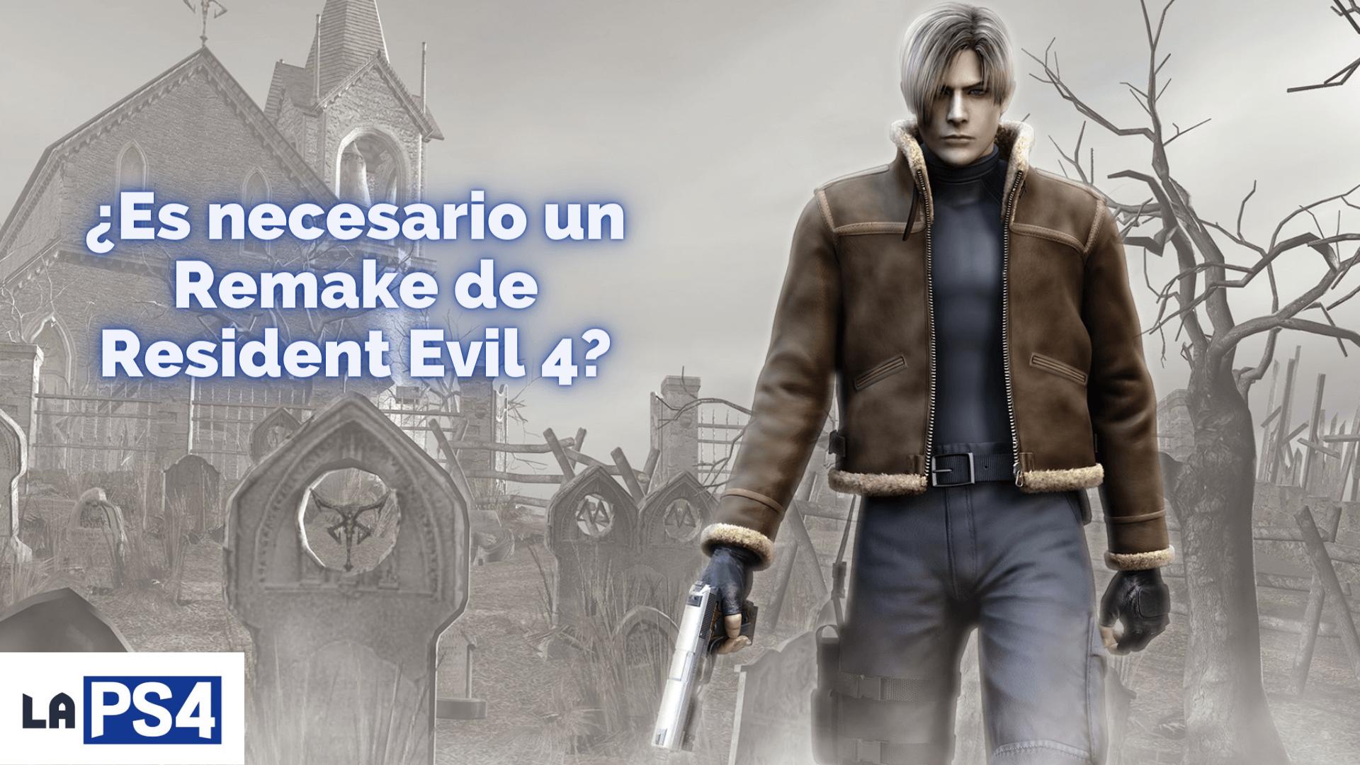 Opinión | Resident Evil 4: ¿Es realmente necesario un remake?
