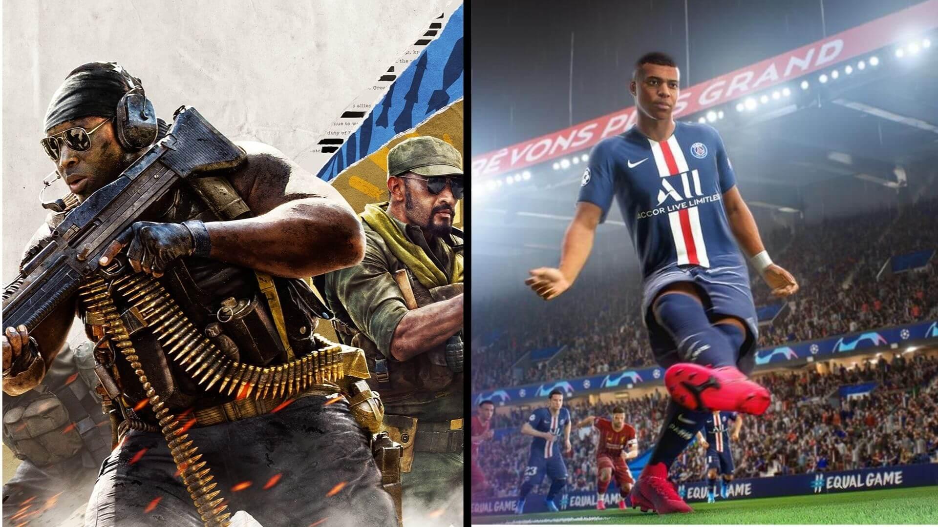 Call of Duty Black Ops Cold War y FIFA 21, los más vendidos de PS Store en 2020