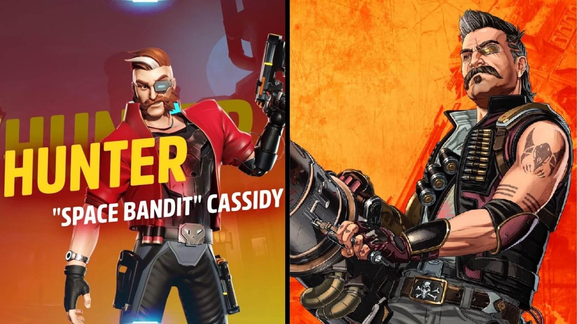 Apex Legends es acusado de plagio por el aspecto de Fuse, su nuevo personaje