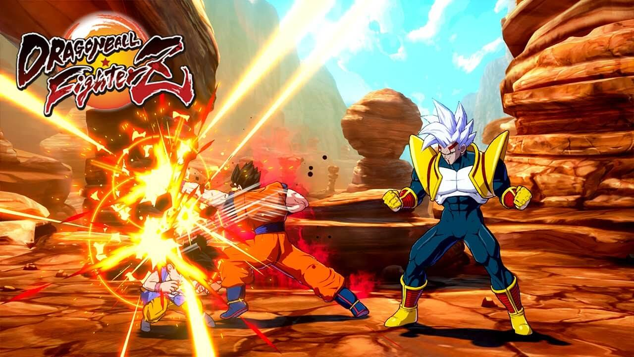 Dragon Ball FighterZ muestra el poder de Super Baby 2 en un gameplay
