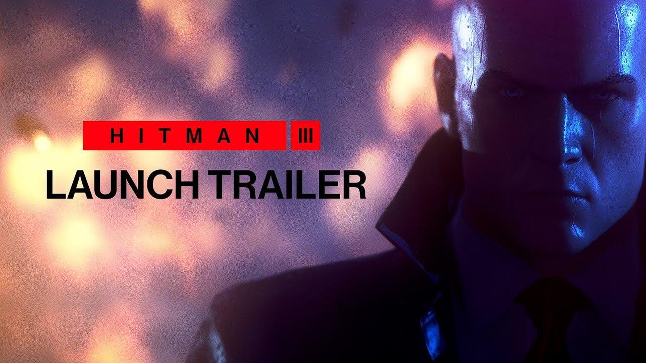 Hitman 3 se prepara para su estreno con su espectacular tráiler de lanzamiento