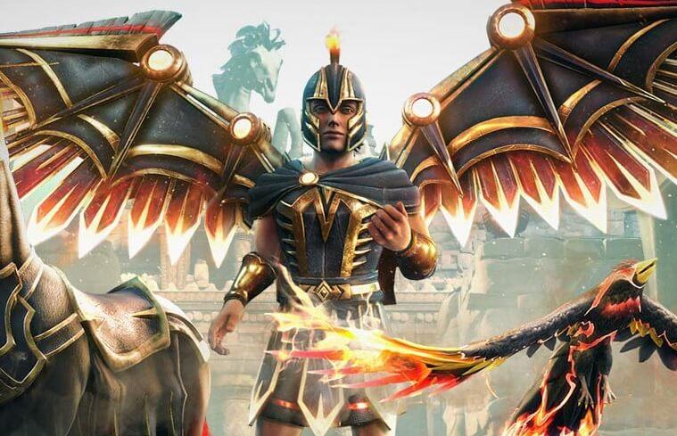 Immortals Fenyx Rising anuncia crossover con la serie Sangre de Zeus