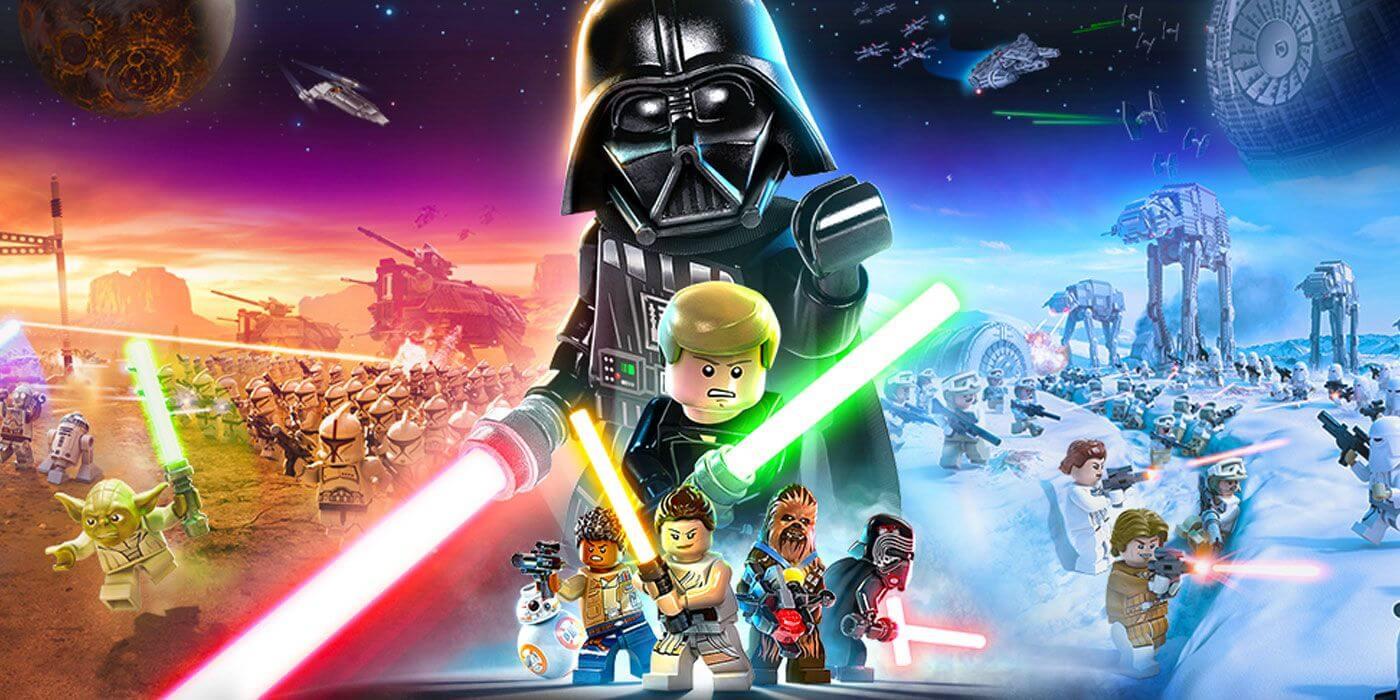LEGO Star Wars: The Skywalker Saga tendrá hasta 300 personajes jugables