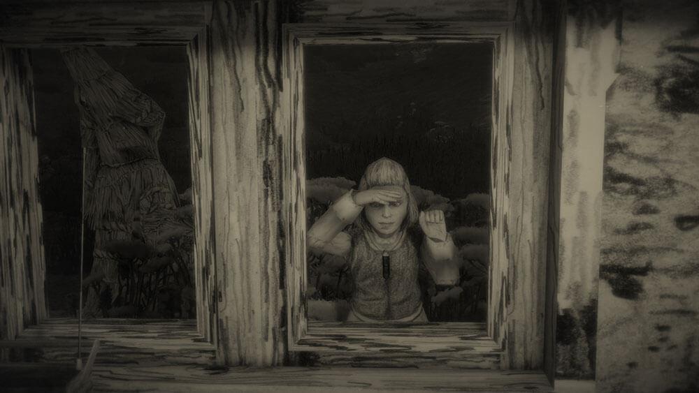El horror suizo de Mundaun llegará a PS5 y PS4 en marzo