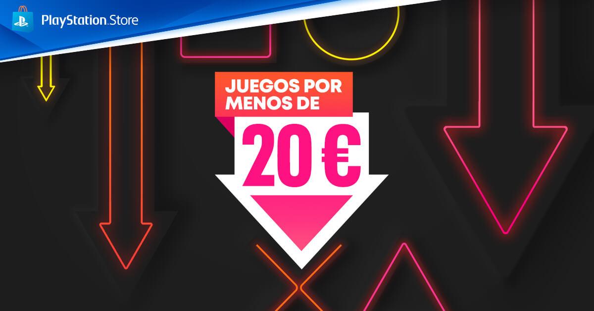 La PS Store recibe nuevos descuentos de juegos por menos de 20 euros