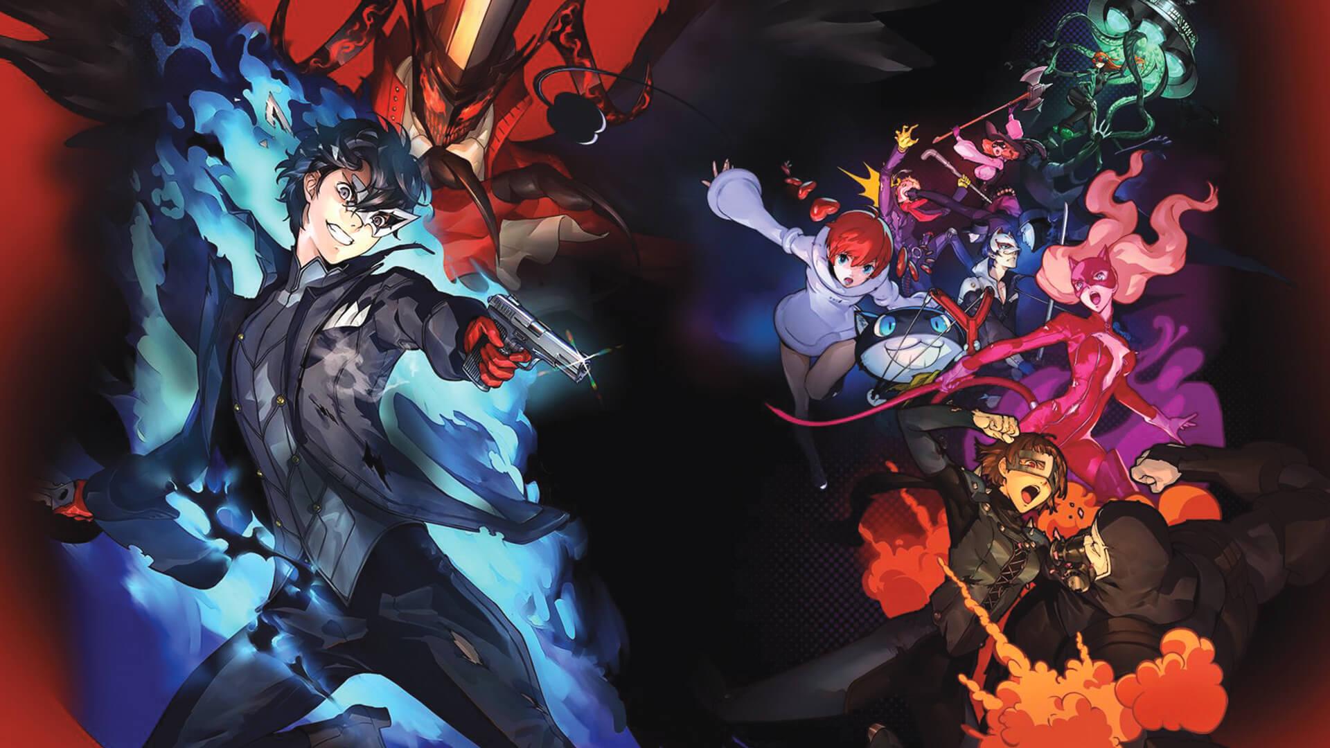 Persona 5 Strikers muestra toda su acción en un nuevo traíler gameplay