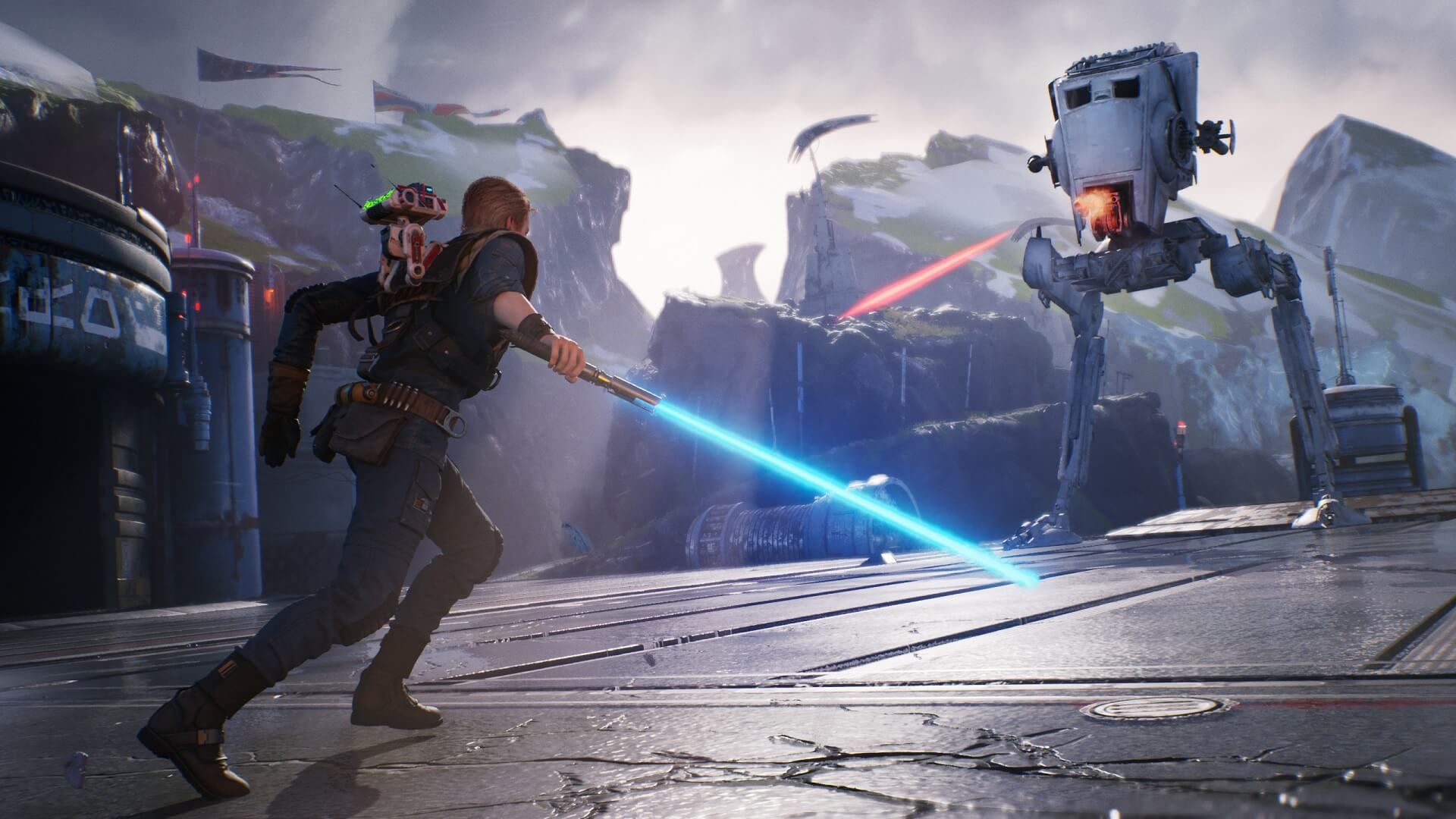 Star Wars Jedi: Fallen Order recibe mejoras next-gen en una actualización