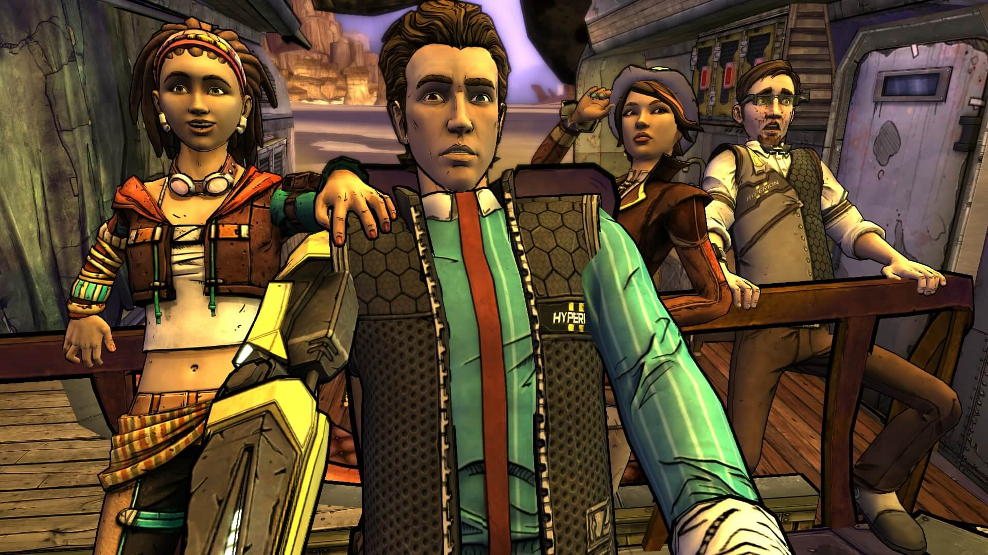 Tales from the Borderlands ha sido listado para PS5 por PEGI