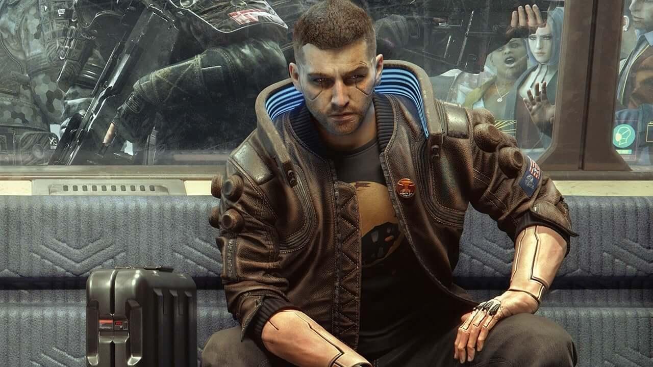 Portada demo Cyberpunk 2077