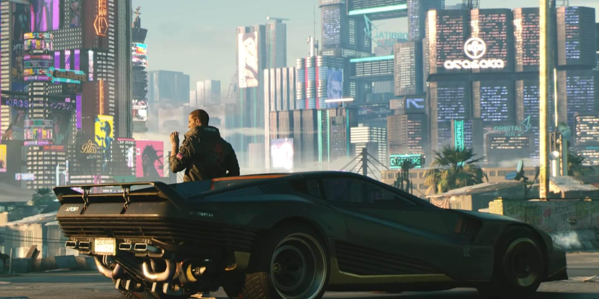 Acciones de CD Projekt RED suben por… ¿Un mensaje de Elon Musk sobre Cyberpunk 2077?