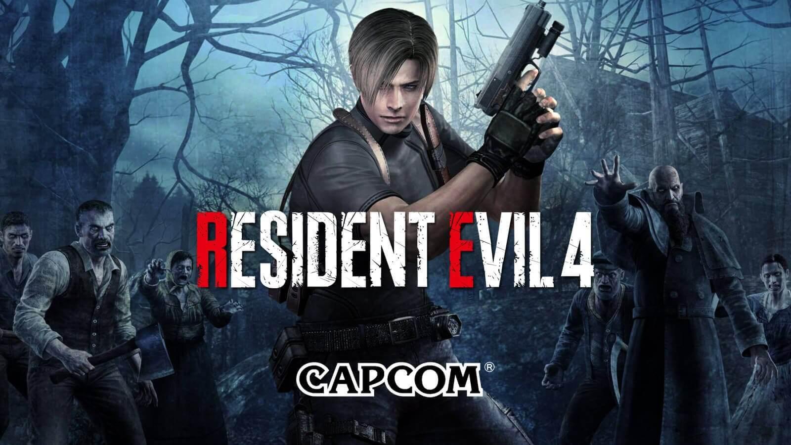 Portada retraso Resident Evil 4 Remake