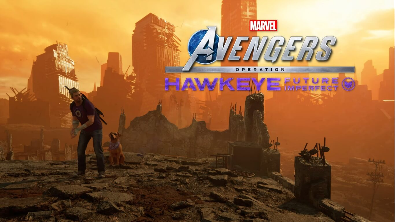 Marvel's Avengers llegará a PlayStation 5 en marzo, ¡con Hawkeye incluido!