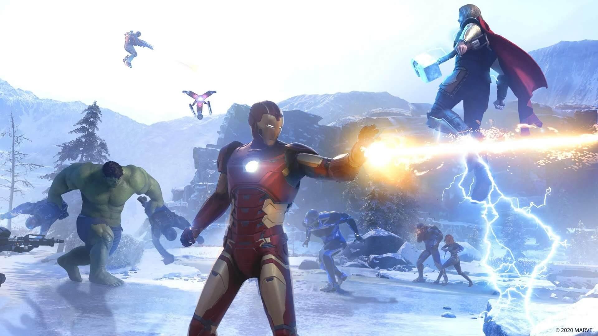 Marvel's Avengers será gratis del 29 de julio al 1 de agosto