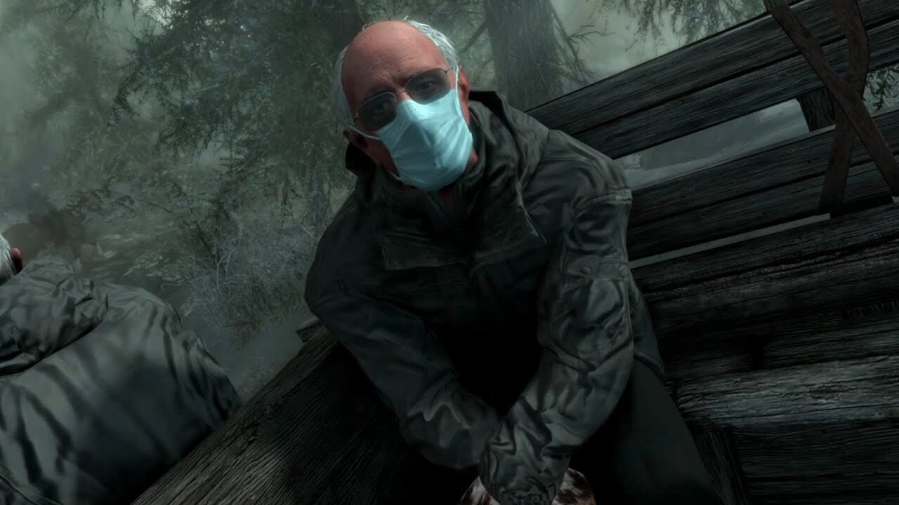 El meme de Bernie Sanders llega a Skyrim, Dark Souls y más juegos gracias a un modder