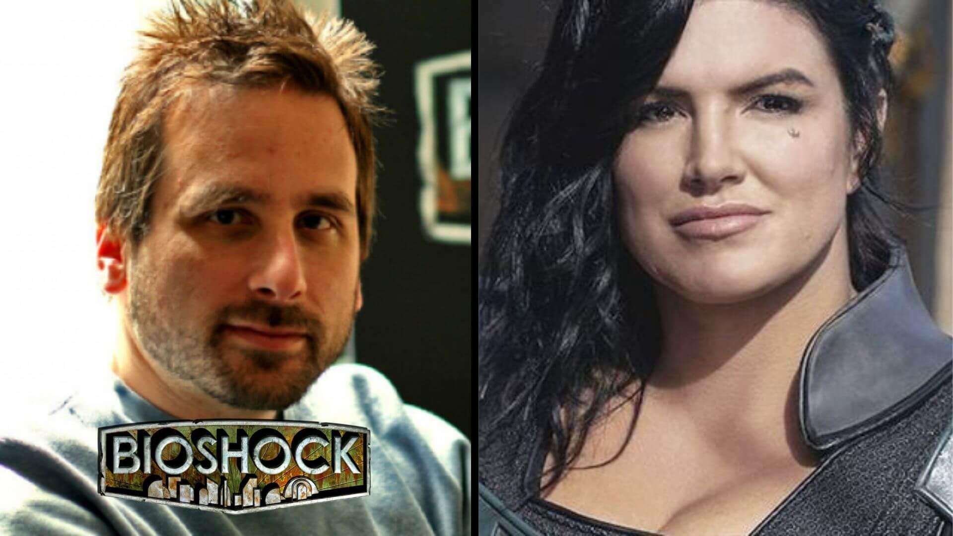 Creador de BioShock no apoya la decisión de despedir a Gina Carano de The Mandalorian