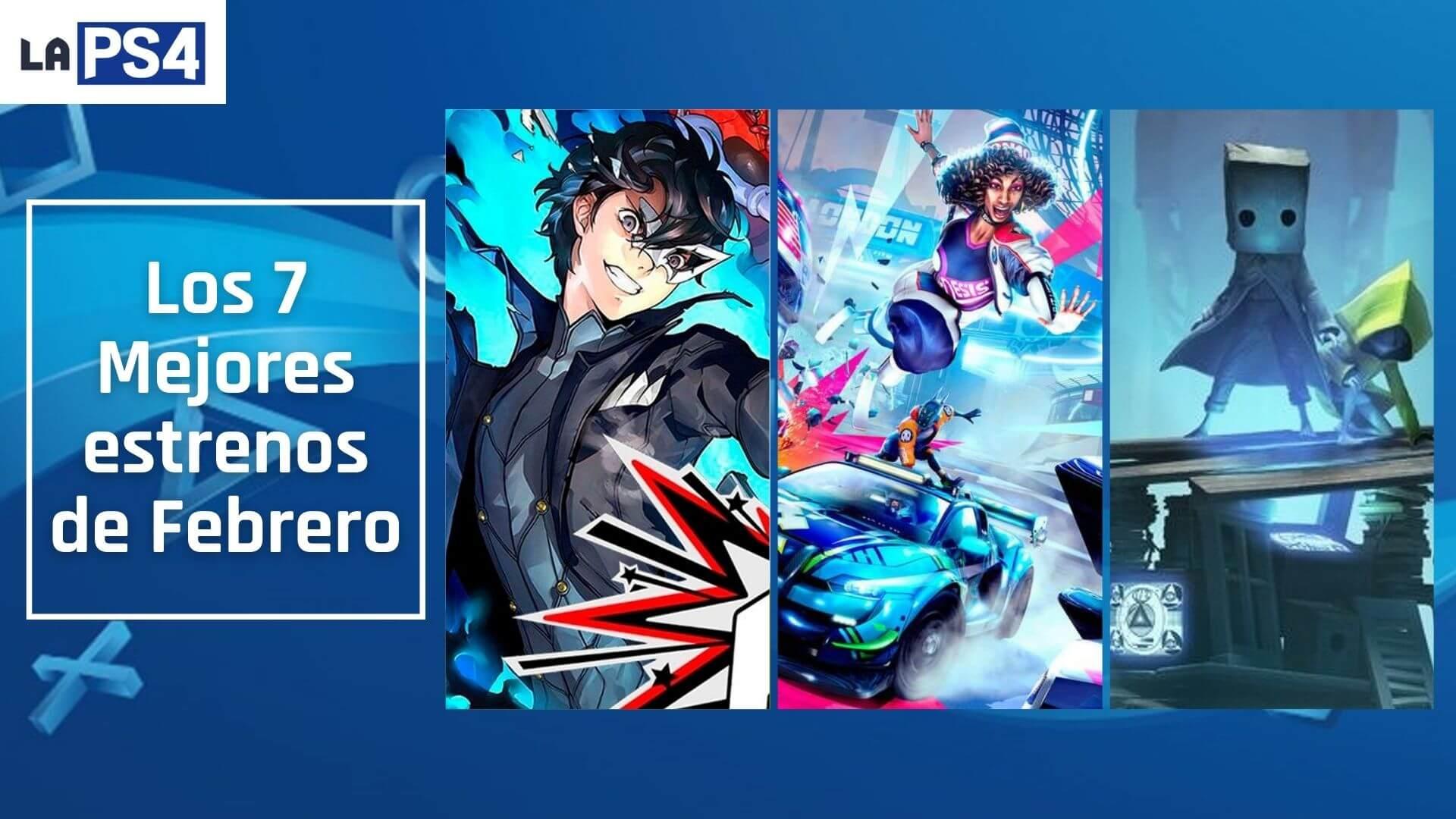 Los mejores 7 lanzamientos de febrero en PlayStation