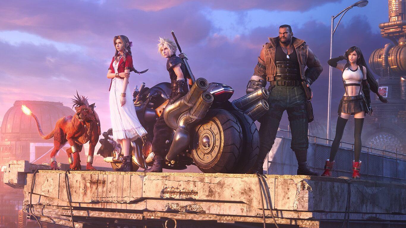 Final Fantasy VII Remake de PS Plus no se actualizará gratis a versión de PS5